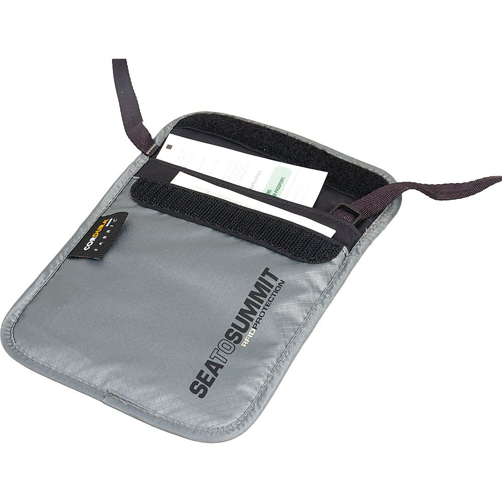 Traveling Light Neck Pouch Small / Passport Pouch RFID