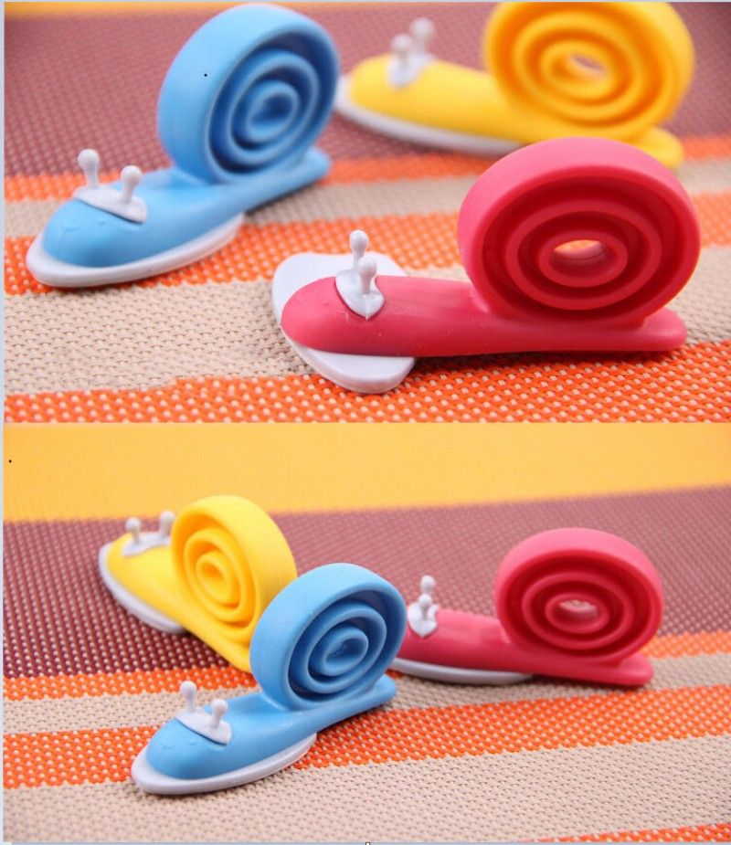 Retail 5 pcs/lot Baby Safety Door Corner Security Clip Door Stopper Cards Baby Safety  sc 1 st  Pinterest : safety door stopper - pezcame.com