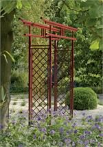 Japanese Torri Gate Arch From Classic Garden Elements Classic