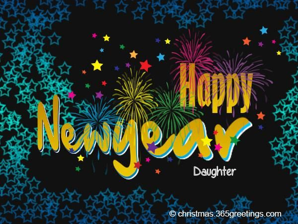 New year messages for daughter ideas daughters and gifts new year messages for daughter m4hsunfo