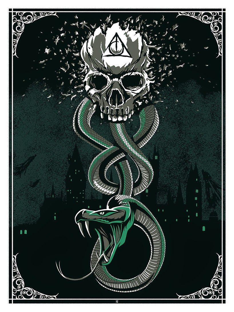 The Dark Inker The Dark Mark Print Release Tattoo Pinterest
