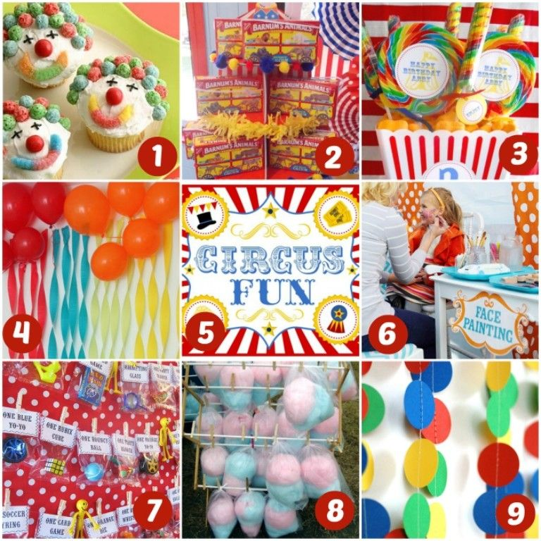 Carnival Theme Party Ideas Decorations Part - 17: Carnival Theme Party Ideas | Citra Party Decorations