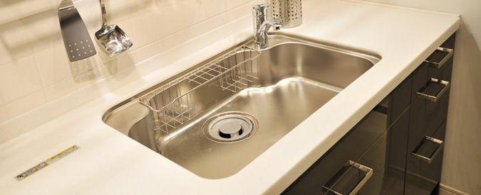 Kitchen Sink Undermount Vs Drop In