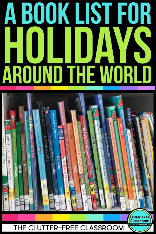Holidays Around the World Books for Kids Holidays around