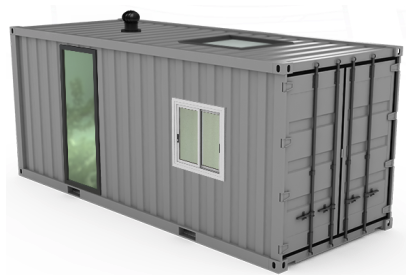 Build A Container Man Cave For Less Than Five Grand Man Cave Container House Shipping Container Homes