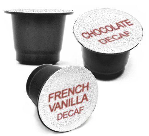 Edward S Nespresso Compatible Premium Vanilla Flavored Coffee