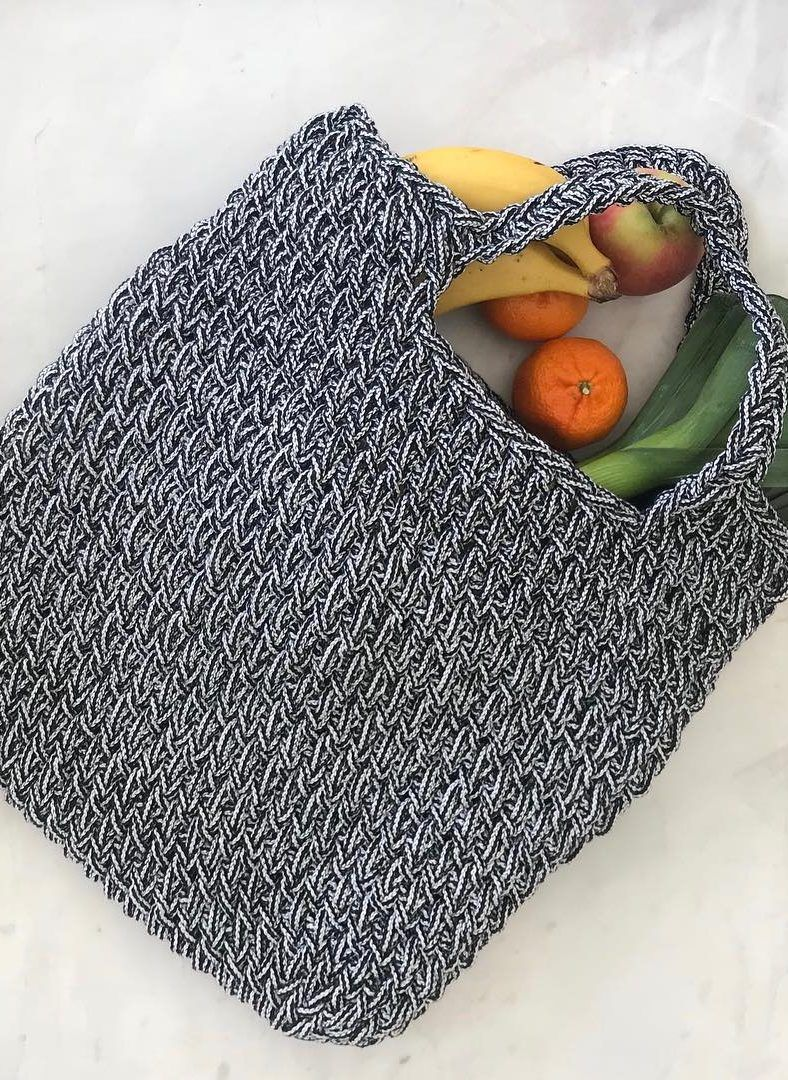 Crochet Market Tote Bag Free Pattern Ideas With You 2019 Page 24