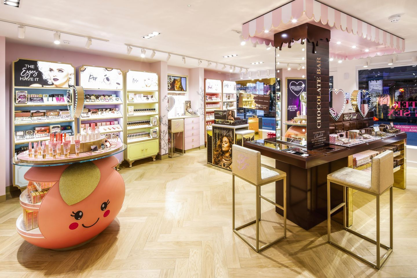 Too Faced Is Opening Its FirstEver Store In London Today