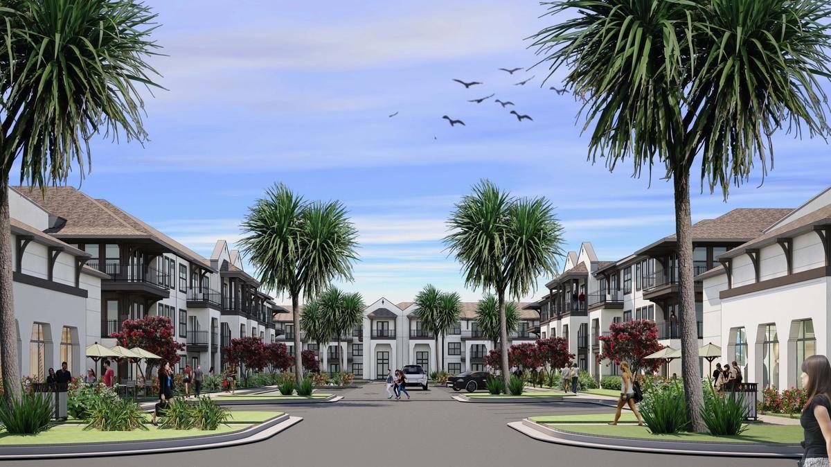 Tribridge Luxury Apartment Development Could Spark Major Changes In Neptune Beach Jacksonville Business Journal Jacksonville Apartments Neptune Beach Luxury Apartments