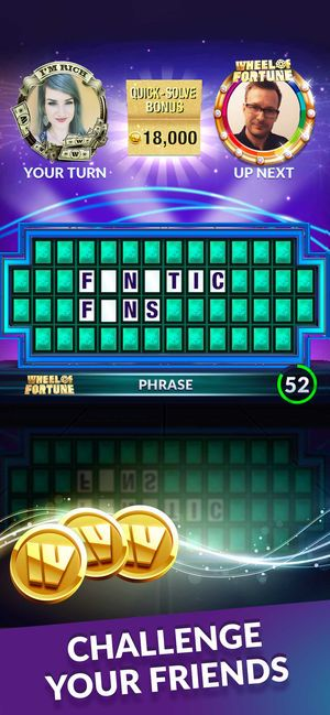 ‎New Wheel of Fortune Free Play on the App Store Wheel