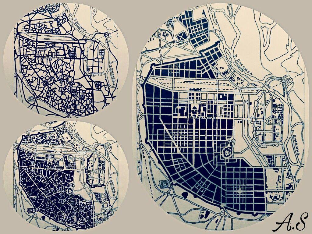 Историческая часть города Дели. Регенерация.