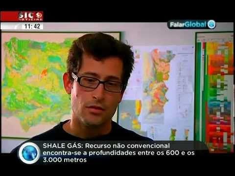 O shale gás em Portugal (2012 Programa Falar Global)