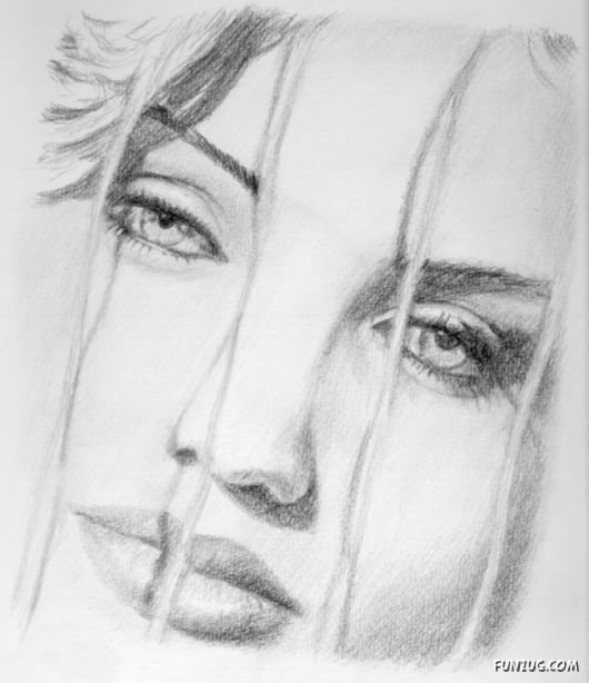 Art of famous people pencil art of the famous people some famous faces pinterest pencil art draw and sketches