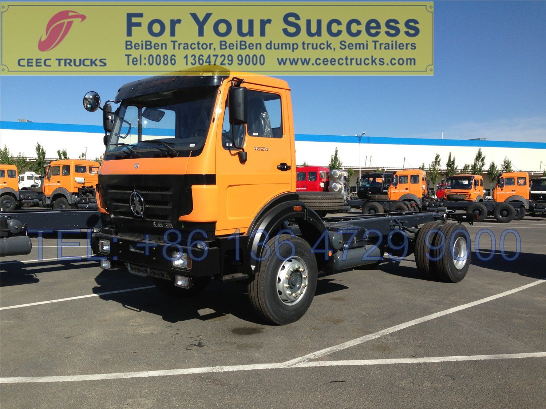 Beiben 2634 Tractor Truck