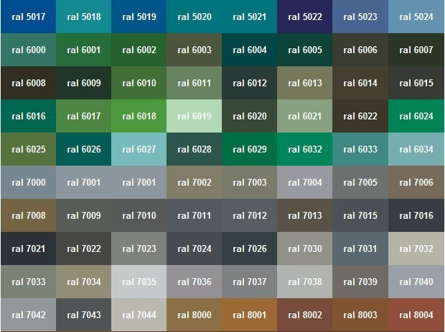 ral kleuren grijs 7004 - google zoeken | barvy in 2019 - color