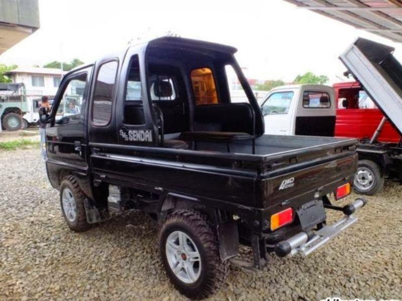 suzuki carry pick up off road | Unique vehicle | Suzuki ...