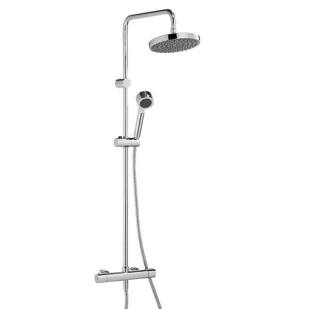 les colonnes de douche hydromassantes salle de bain pinterest douche colonne de douche et. Black Bedroom Furniture Sets. Home Design Ideas