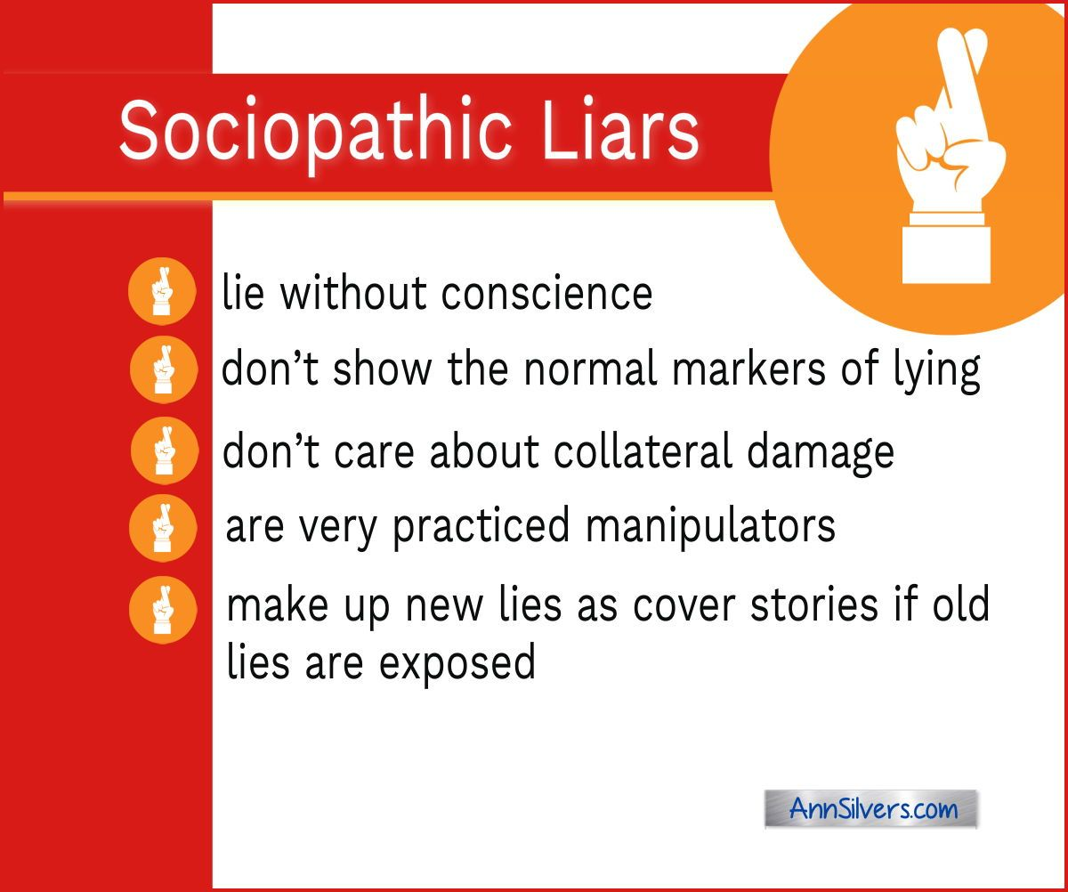 How to Spot a Sociopathic Liar | What is narcissism