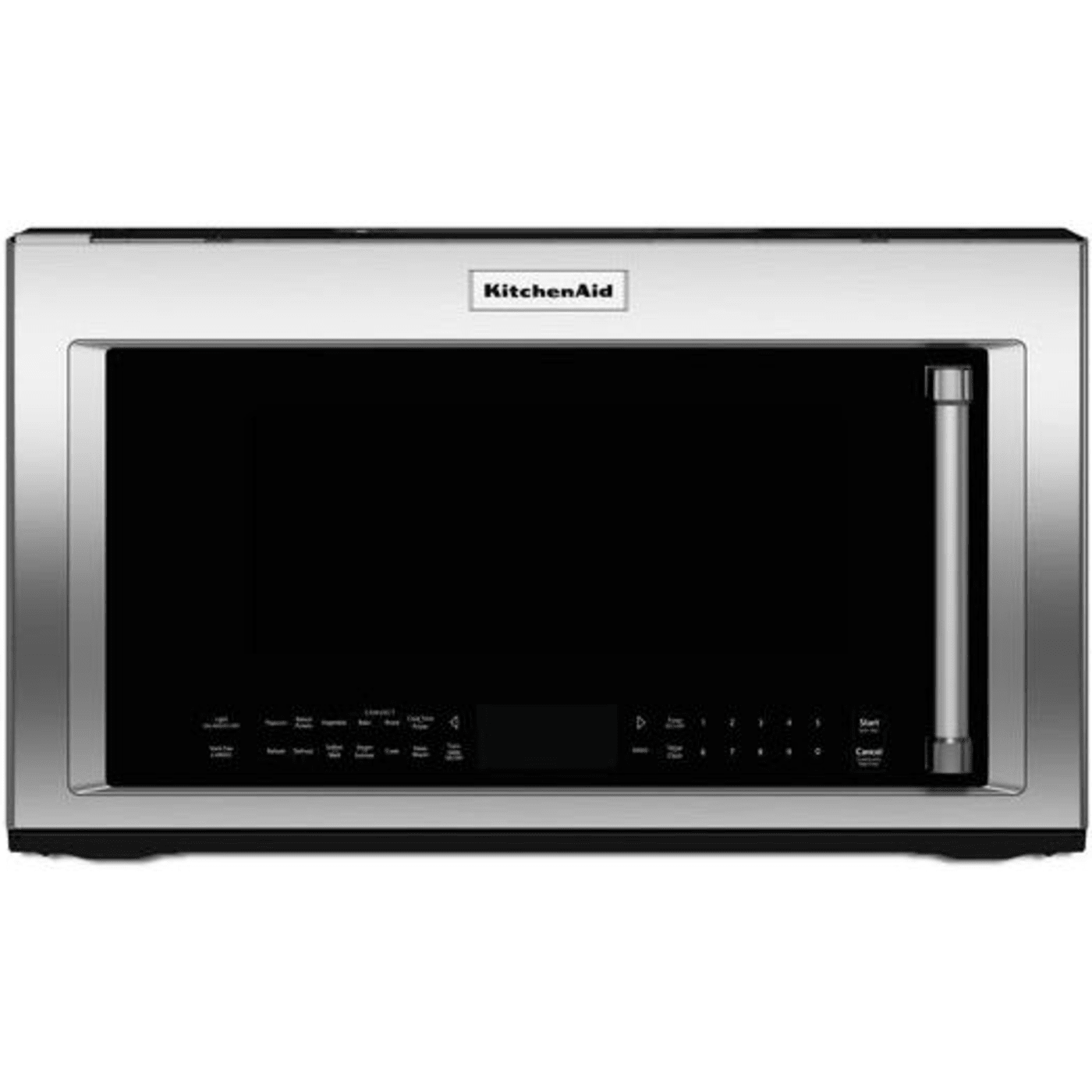 Kmhc319ess By Kitchenaid Over The Range Microwaves Goedekers