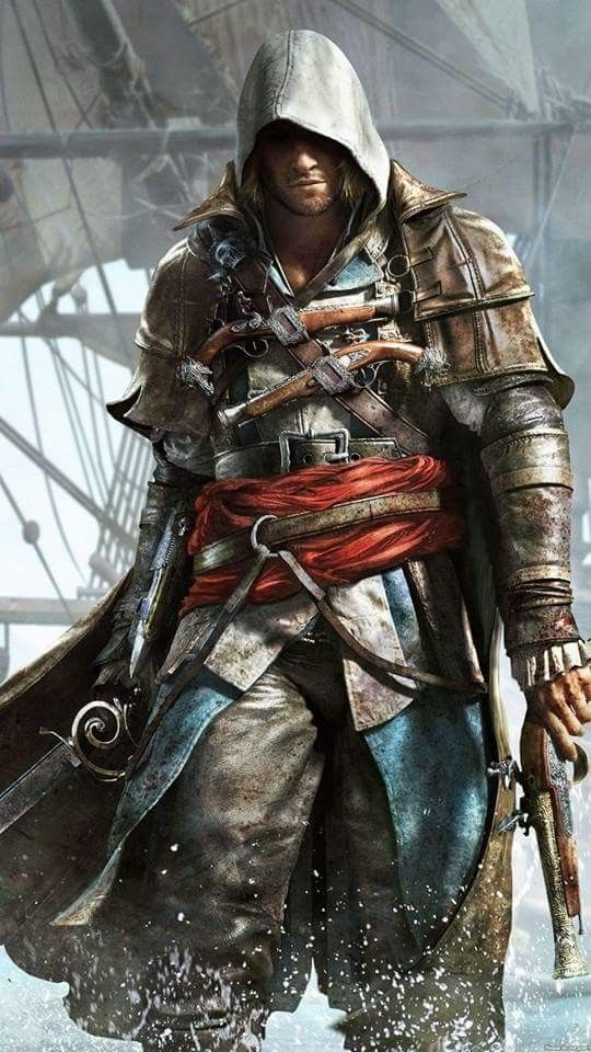 Pin By Anthony Jackson On Games Assassins Creed Black Flag