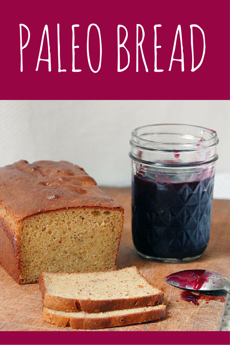 Gluten free paleo bread recipe paleo vida saludable y recetas paleo bread is an easy gluten free bread recipe with just 9 ingredients toss ingredients into a food processor dump in a pan and bake forumfinder Image collections