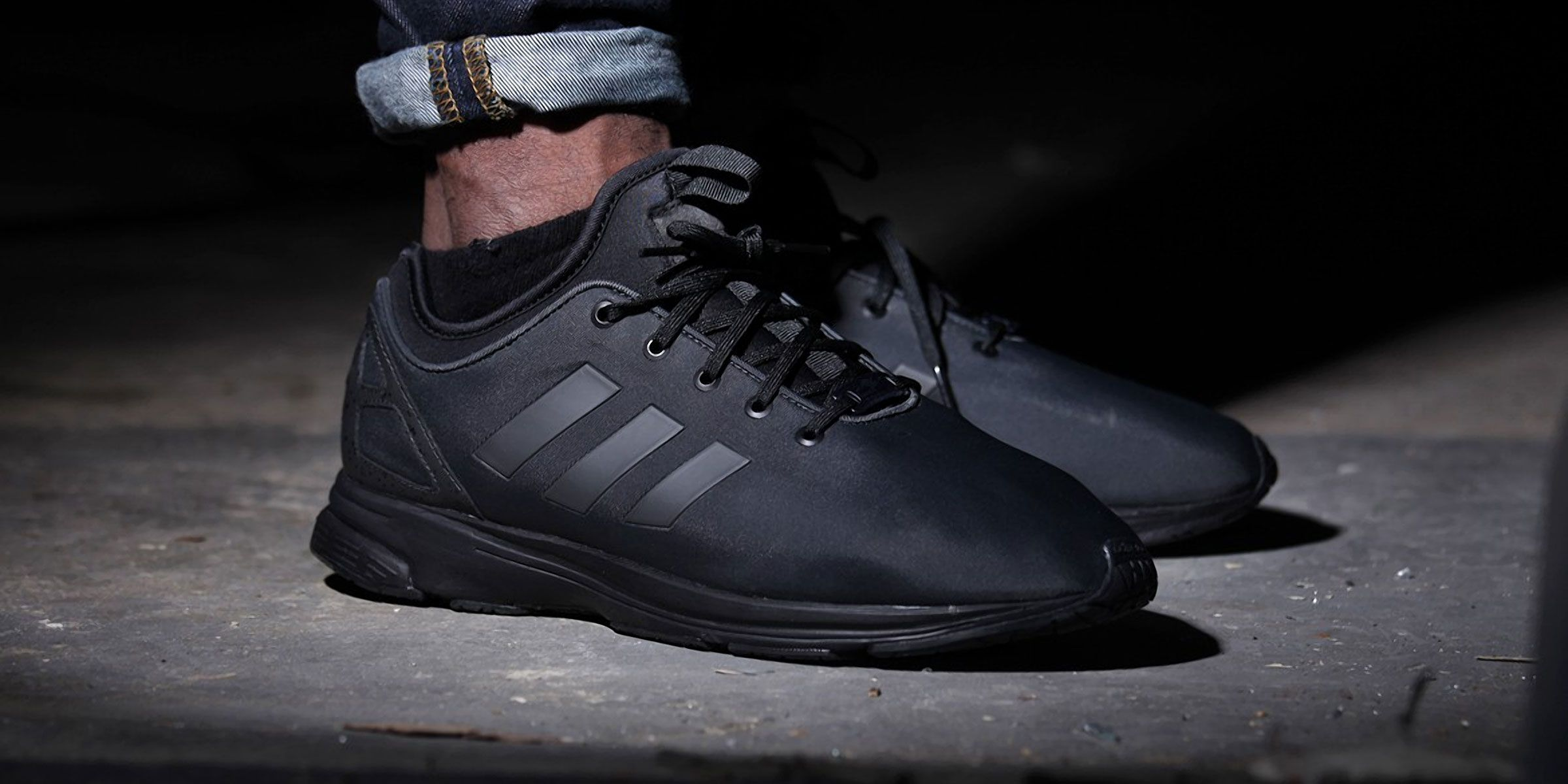 Adidas Flux Full Black