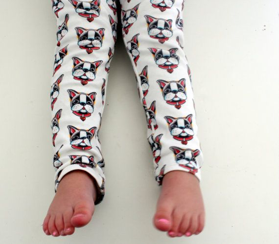 Hey, I found this really awesome Etsy listing at https://www.etsy.com/listing/177069133/baby-leggings-boston-terrier-leggings
