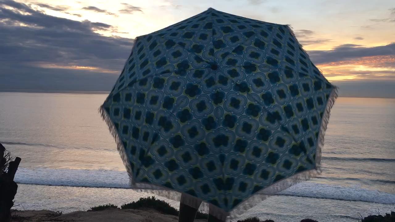 e930d9909b Twirling Mermaid Beach Umbrella. #beach #beachumbrella #lagunabeach ...