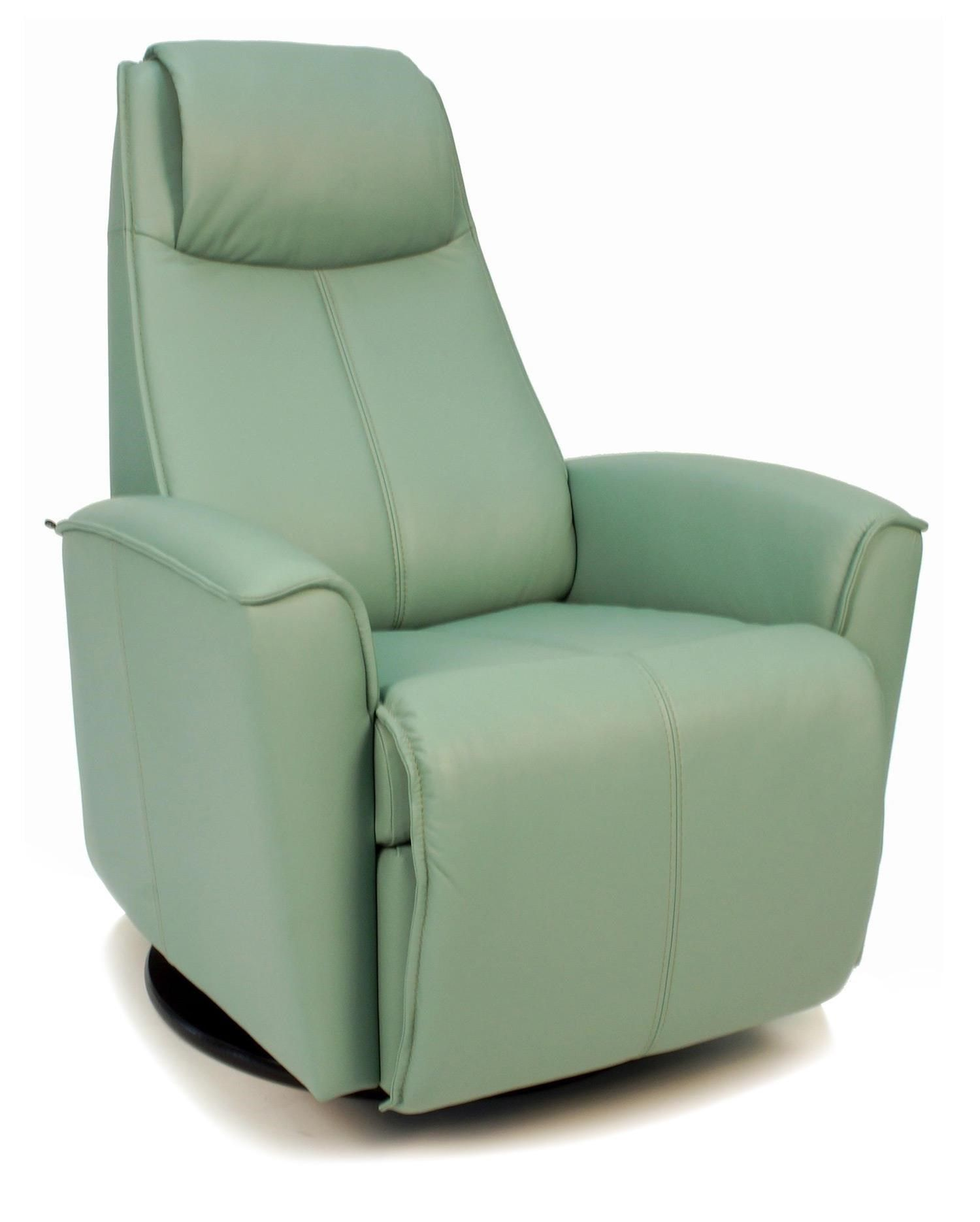 Urban Small Power Swing Relaxer By Fjords By Hjellegjerde Recliner Furniture New England Furniture