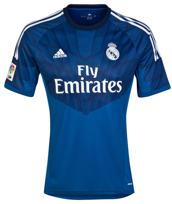 Real Madrid Goalkeeper Jerseys 2014-2015  f39e32984e653