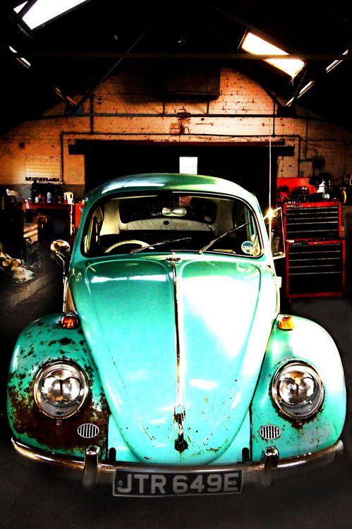 Garage On Tumblr Beetle Car Vw Bug Beetle