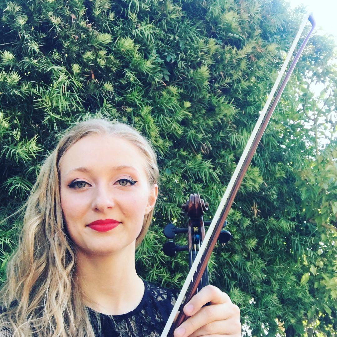 Outdoor Wedding Ceremony No Music: Wedding Violinist For Intimate Wedding Ceremony