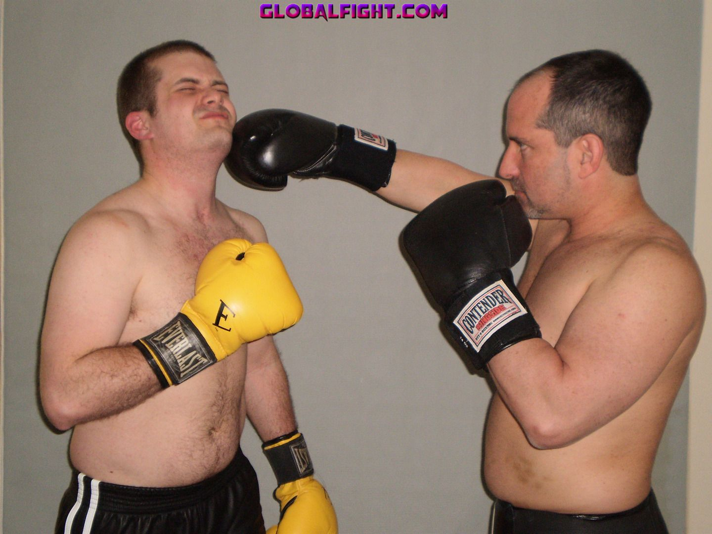 Gay boxing Nude Photos 9