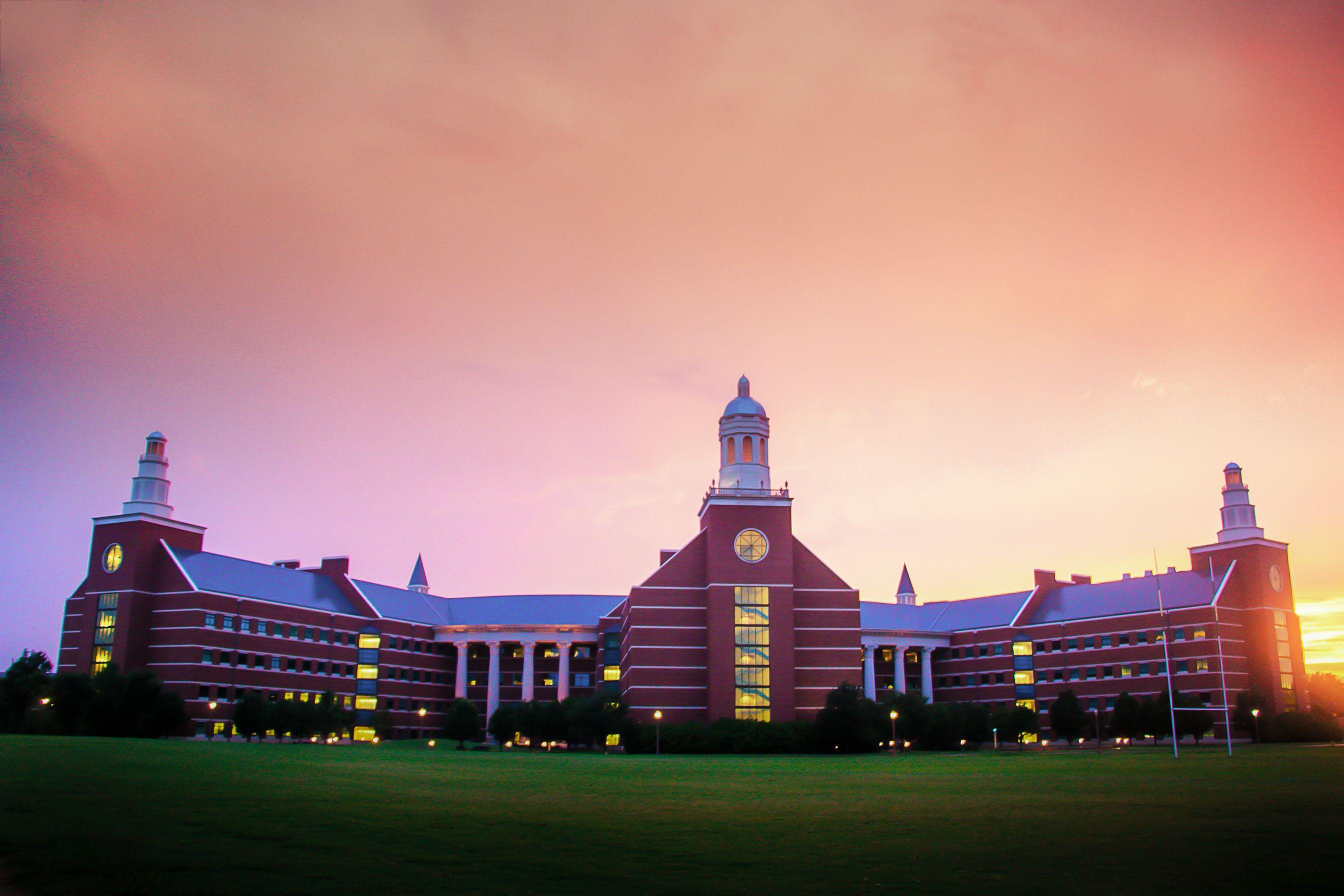 Baylor University by Macala Elliott Photography