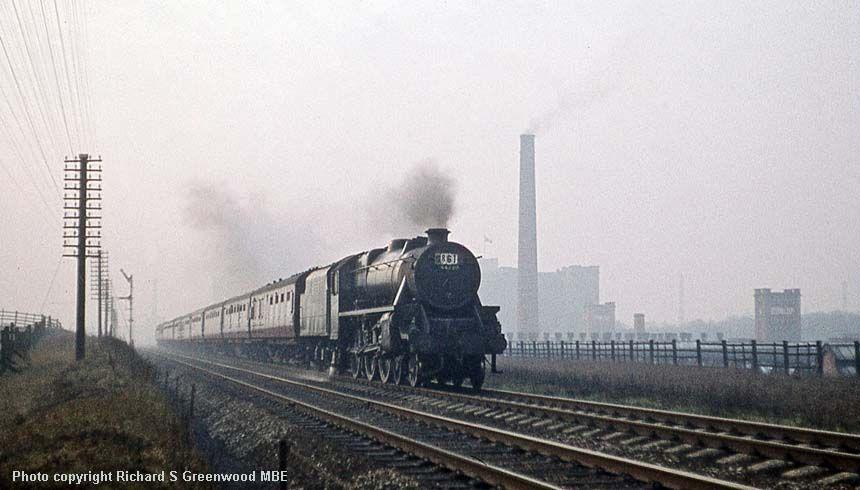 David heys steam diesel photo collection 53 rail