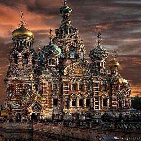 # ST. PETERSBURG RUSSIA