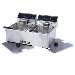 Patriot 30 Lb Light Duty 120v Electric Countertop Fryer 21 75