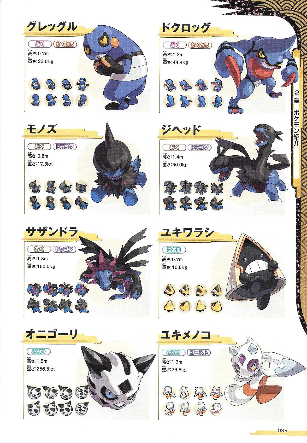 Pokemon artbook pdf