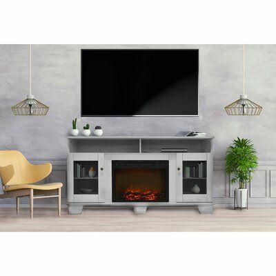 Savona Electric Fireplace Heater