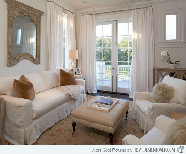15 Beautiful Living Room Interior Design Ideas  Living Room Endearing Interior Design Ideas Living Room Traditional Decorating Design