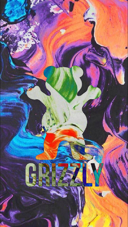 Grizzly Griptape Wallpaper Xistmade Liftedmiles Grizzlygriptape Grizzlygrip Street Art Graffiti Art Graffiti Cartoons