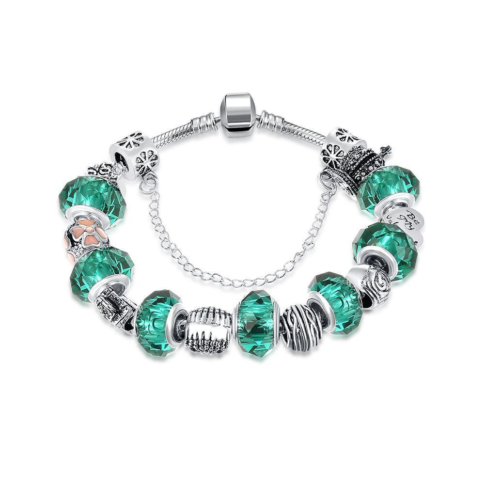 bracciali stile pandora in argento