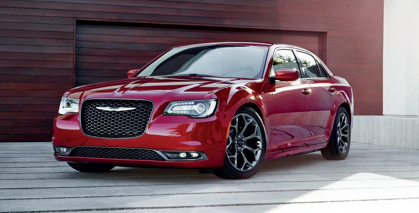 The Chrysler 300 Luxurious Yet Affordable With Images