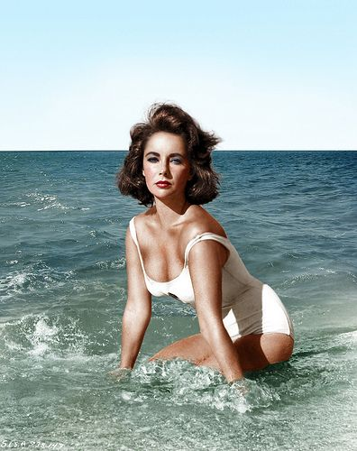 Elizabeth Taylor Rare haven't seen this one!