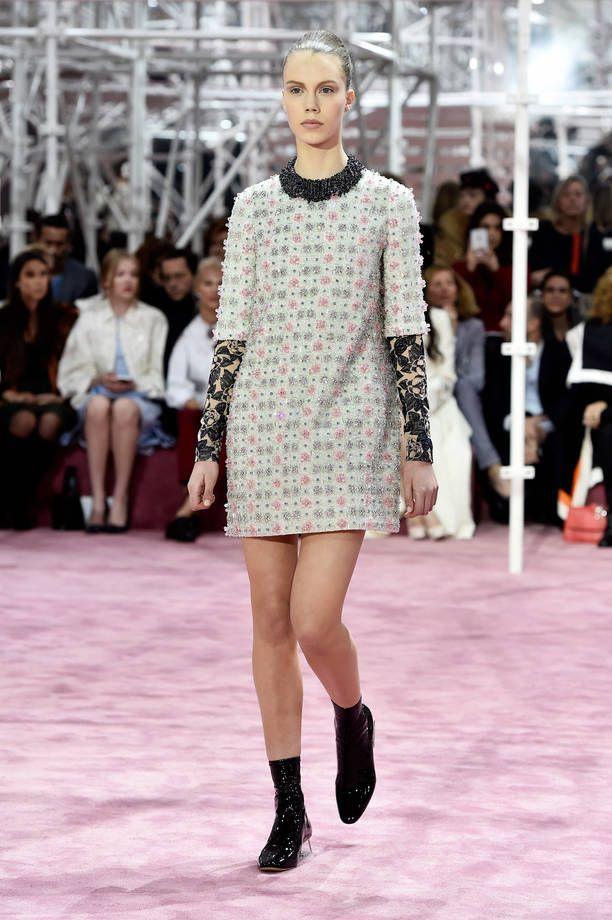 Paris haute couture pe 2015, collezione Christian Dior