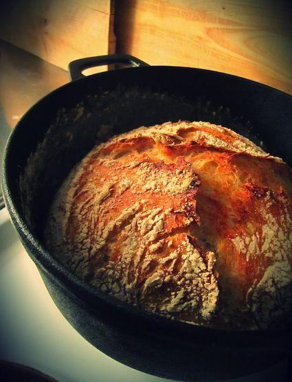 Unelias: Vaivaamaton leipä