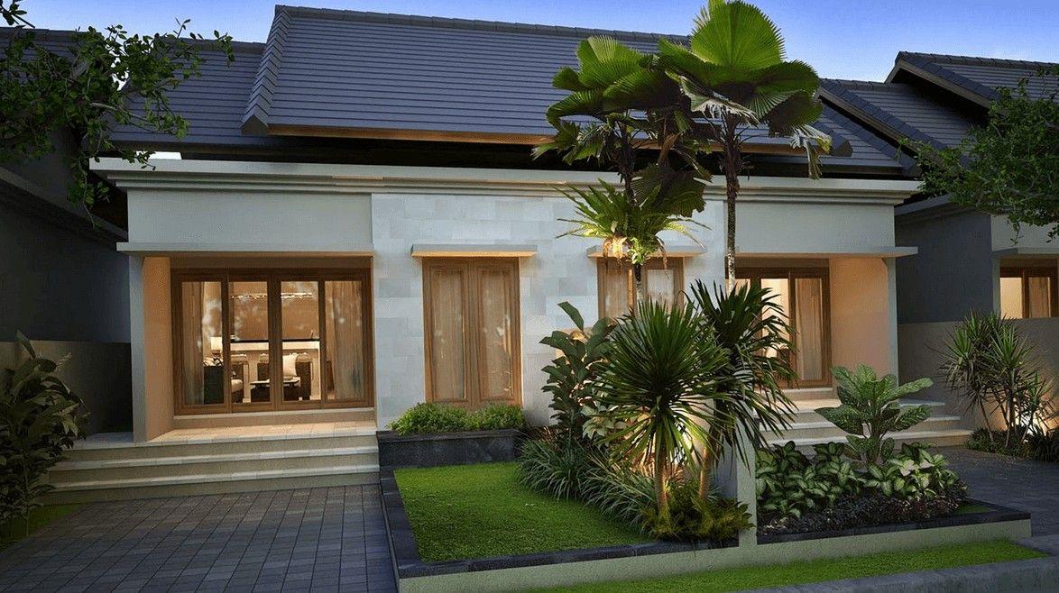 Hasil gambar untuk denah rumah type 60 Desain rumah