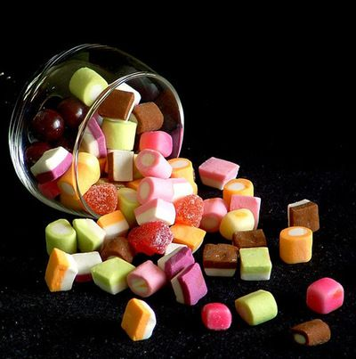 licorice anyone? | Confectionery recipe, Sweets ...