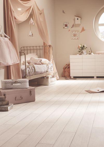 Vintage Kids - Una habitación infantil de estilo Romántico