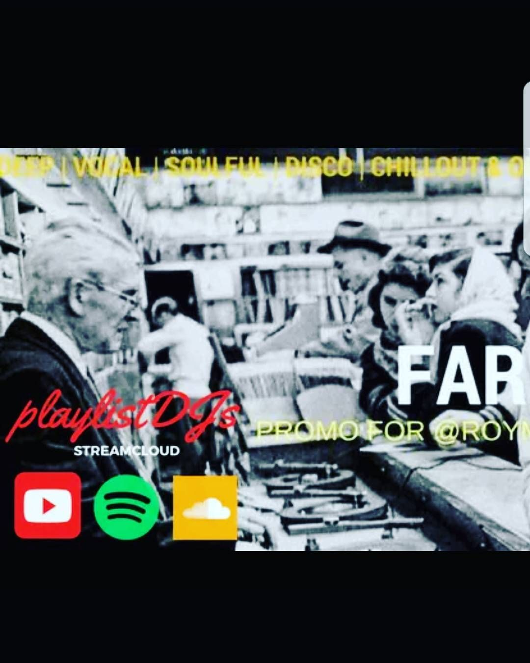 New page name. playlistdjs musicstreaming cloudmusic